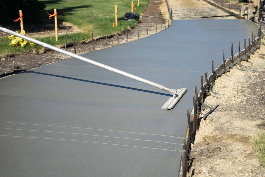 castle rock co concrete contractor